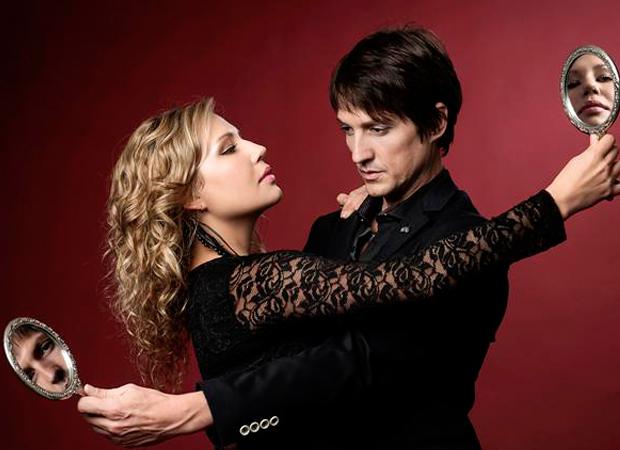 Chris Chameleon & Daniella Deyssel