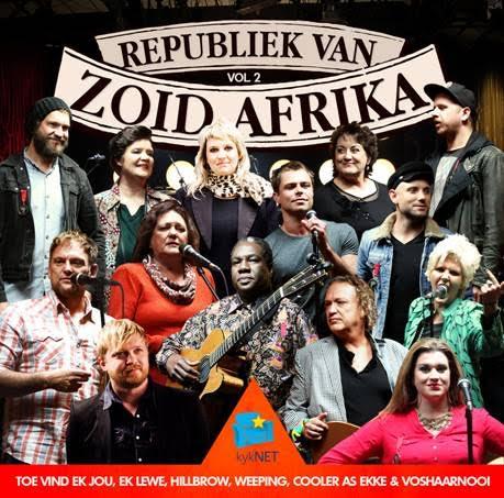 Republiek van Zoid Afrika Volume 2