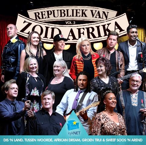 Republiek van Zoid Afrika Volume 3