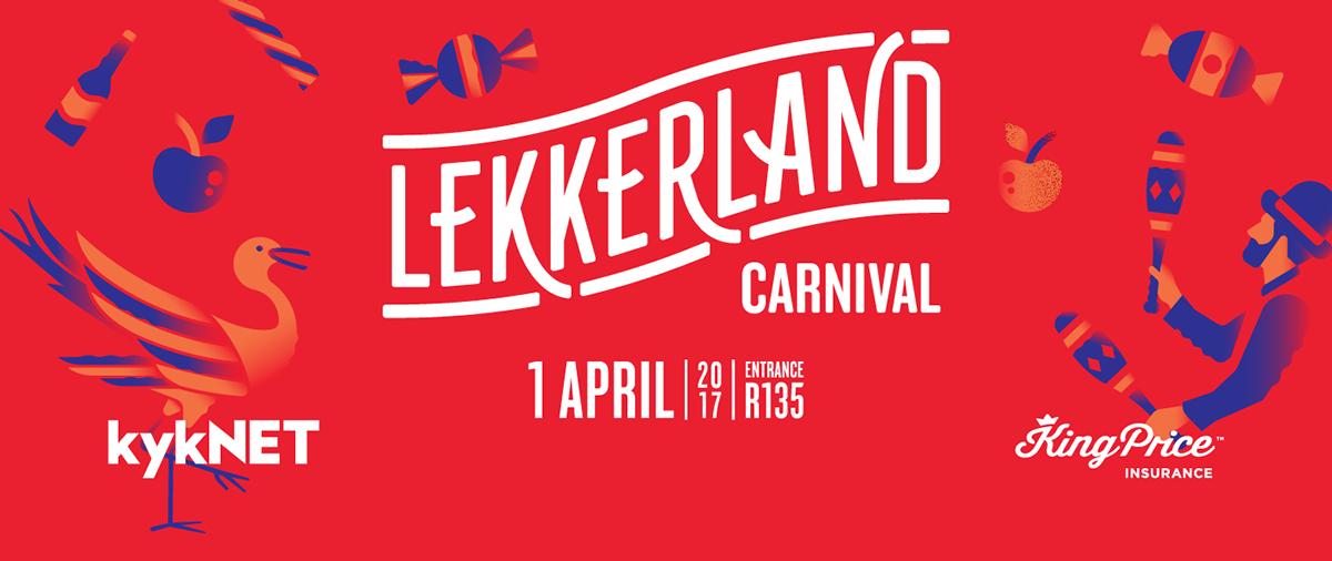 Lekkerland Carnival 2017