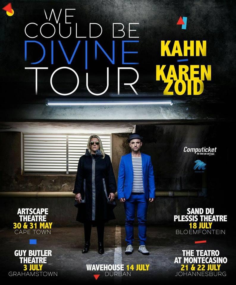 Kahn & Karen Zoid: We could be divine