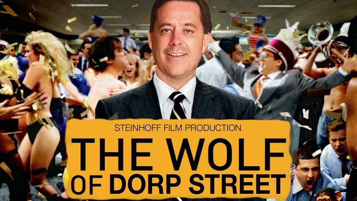 The Wolf of Dorp Street