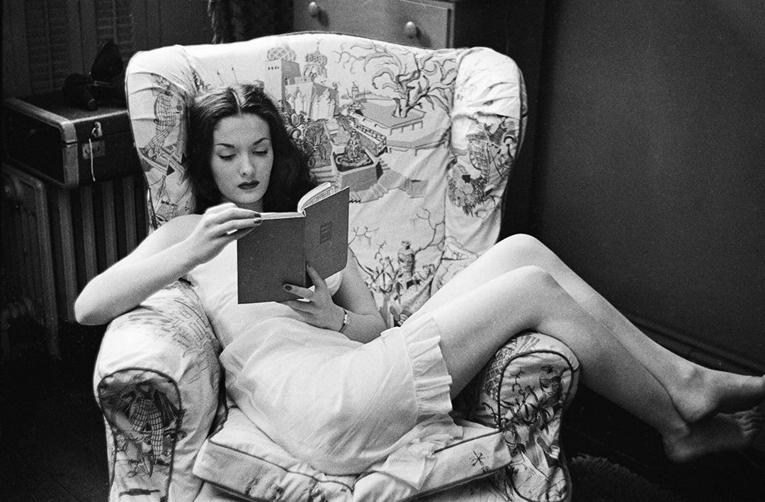 Rosemary Williams, 1949, foto: Stanley Kubrick