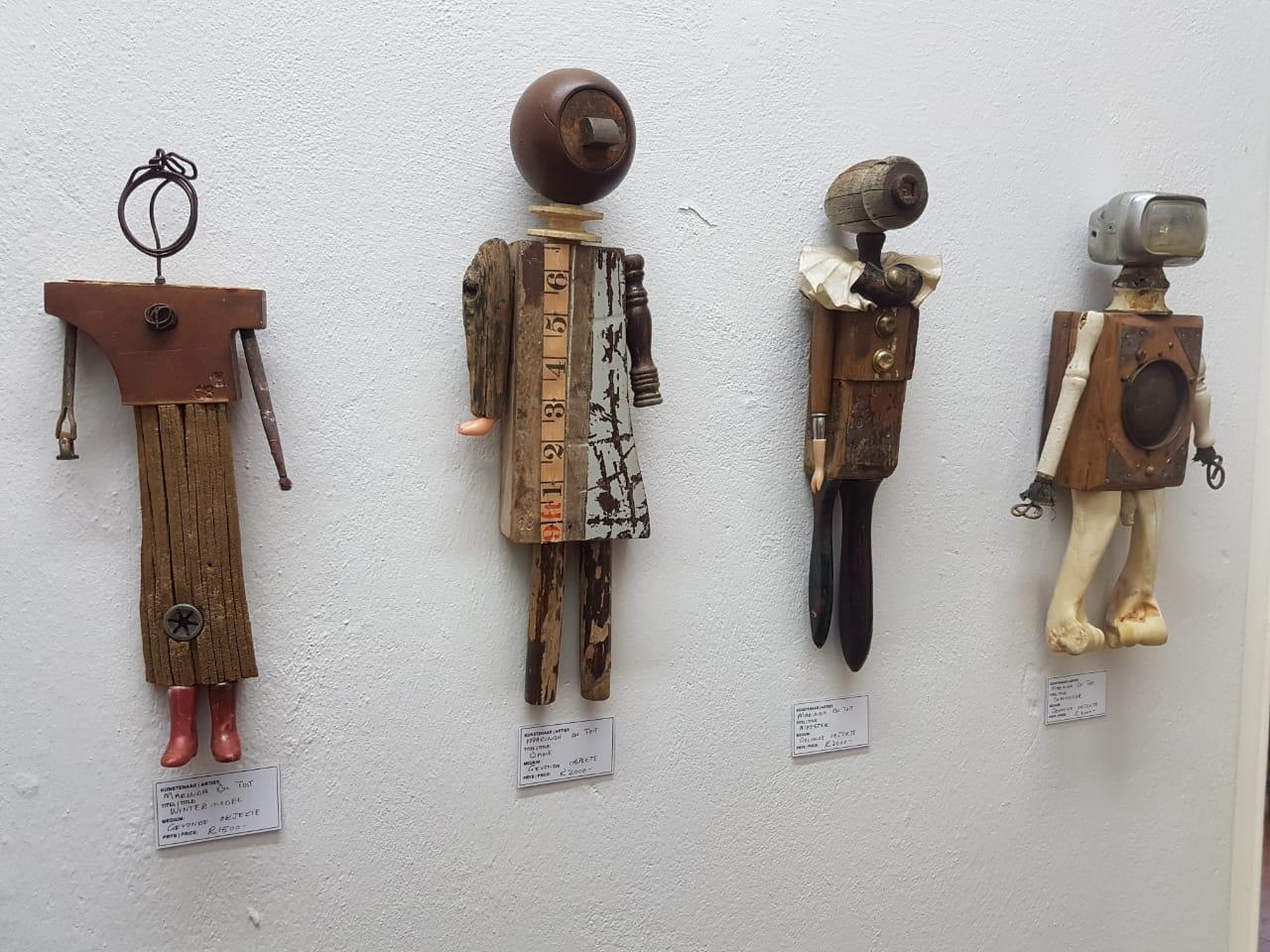 Marinda du Toit beeldhouwerk (foto: Quintus van Rensburg, 2018)