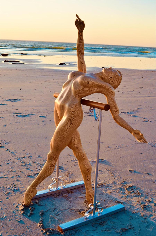 The Ballerina, Andries Visser, 2020