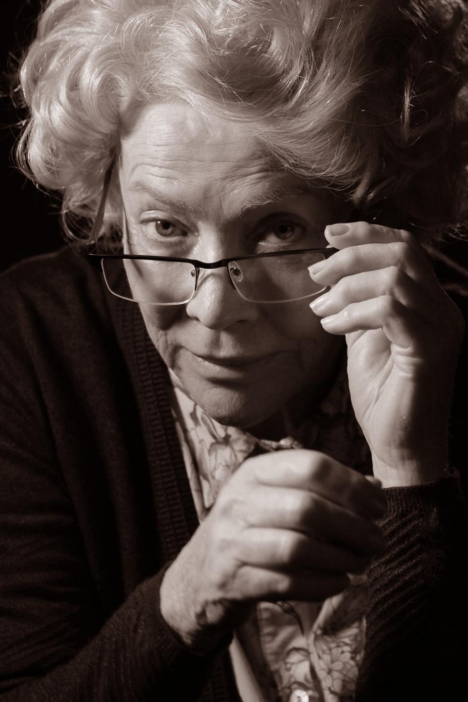 Sandra Prinsloo in Spertyd, fotograaf: Robert A Hamblin