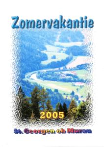 Zomervakantie 2005