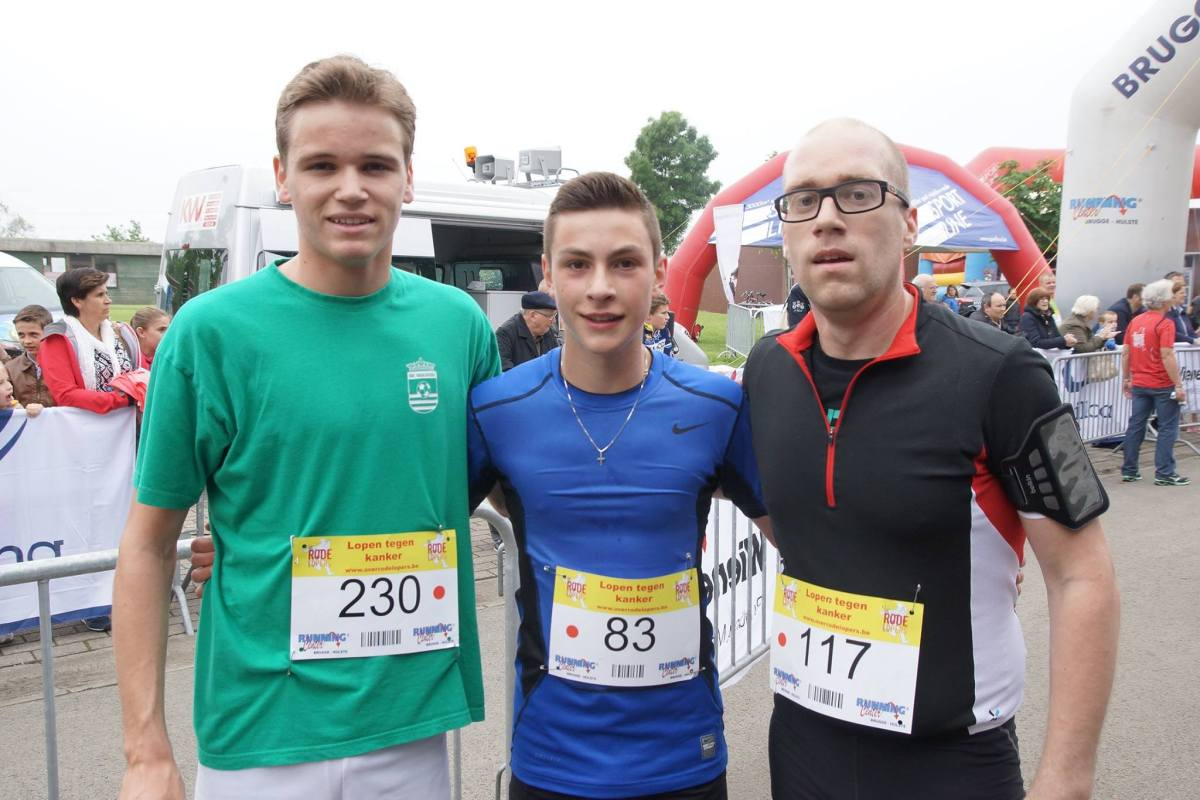 Dwars Door Beveren podium 1