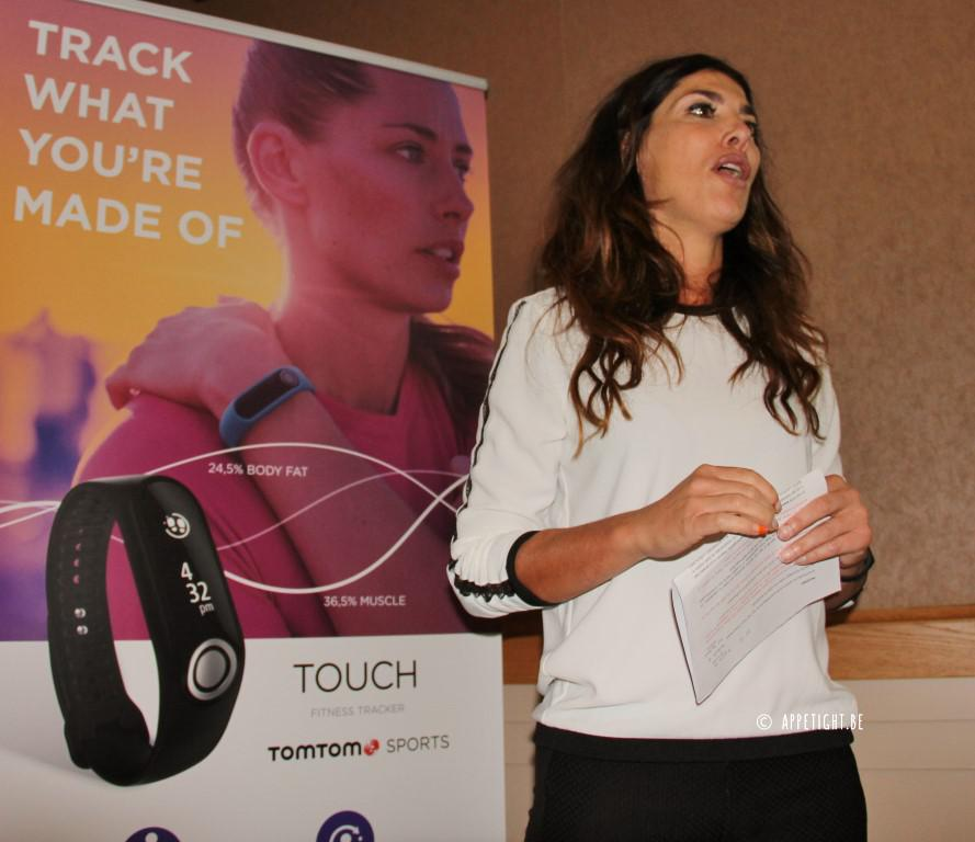 TomTom Touch Fitness