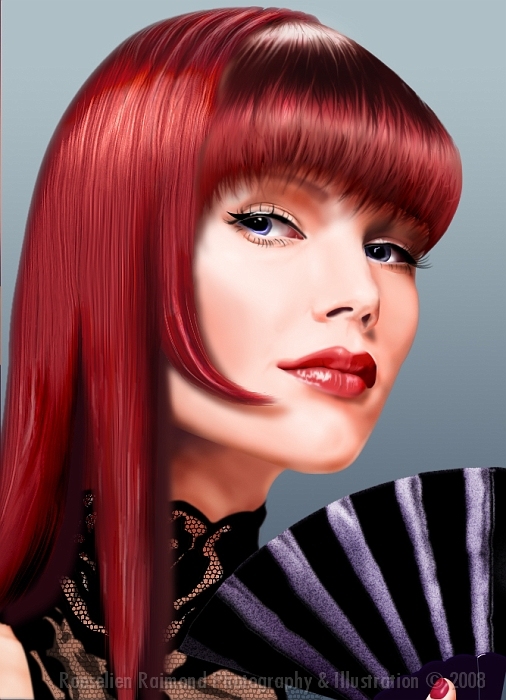 DianaDigital painting (Wacom)