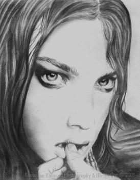 NataliaPencil on paper