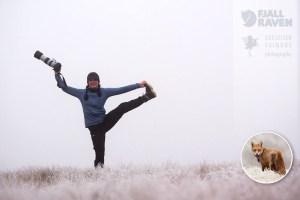 roeselien fjallraven snow