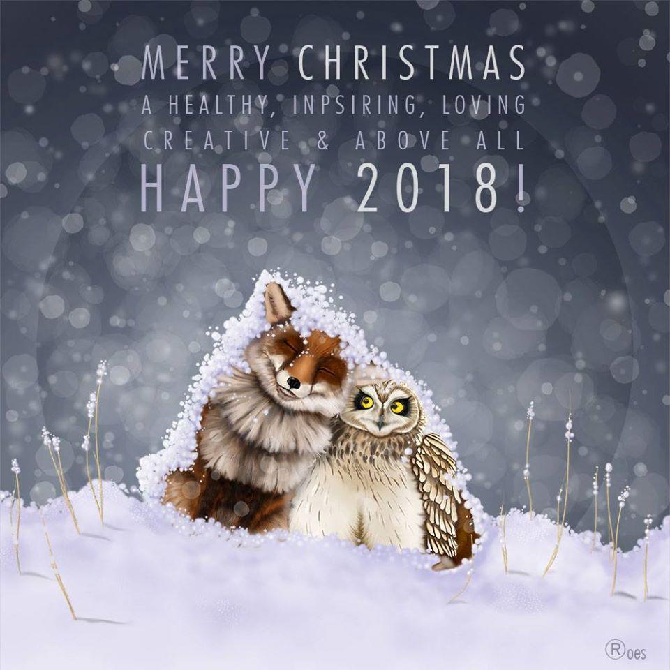 The Fox & the owl