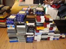 Farvek VHSer