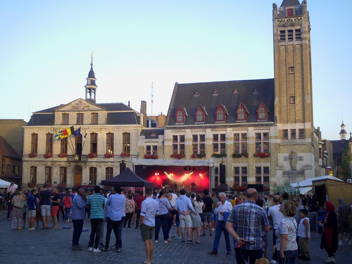 Vive La Fête knalt pannen van het dak op Nationale Feestdag