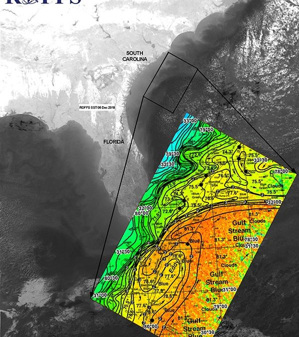 Using Satellite Imagery to Aid the Fishing Community