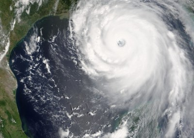 Hurricane Katrina Mississippi River Plume Monitoring