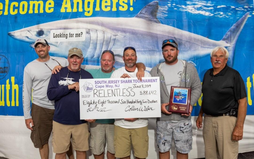 2019 South Jersey Shark Tournament