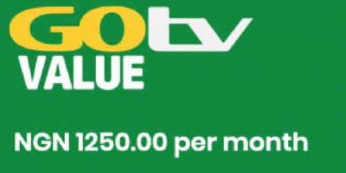 LIST OF GOTV VALUE CHANNELS