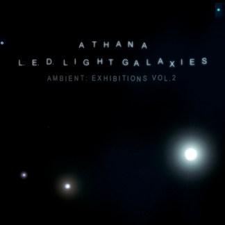 Digipack – L.E.D. Light Galaxies.indd