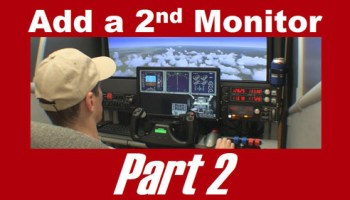 4 Ways to Display Flight Instruments | Flight Simulator Instrument Panel
