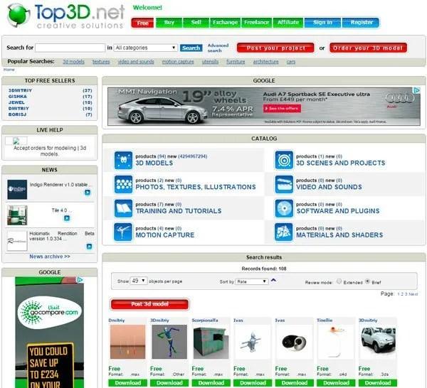 Turbo 3D | www.top3d.net