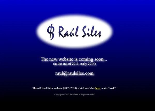 Raúl Siles | www.raulsiles.com @raulsiles
