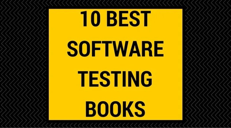 10 Best Software Testing Books