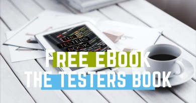 Free eBook - The Testers Book | An Unconventional Way to Software Testing