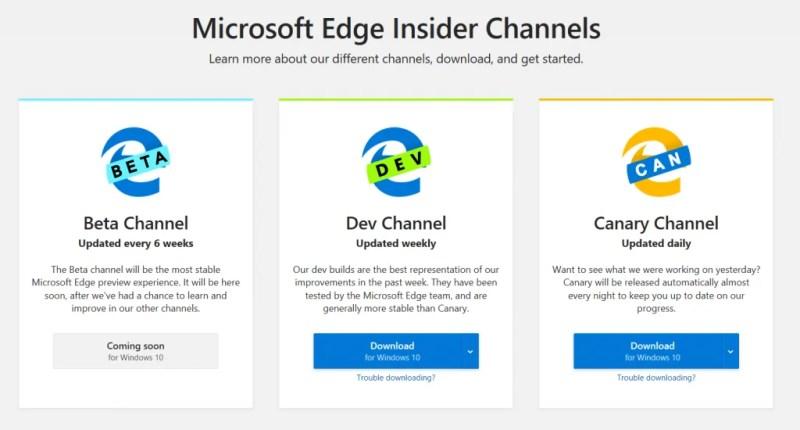 Edge Chromium Test and Feedback Azure DevOps
