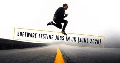 Software Testing Jobs in UK [June 2020]