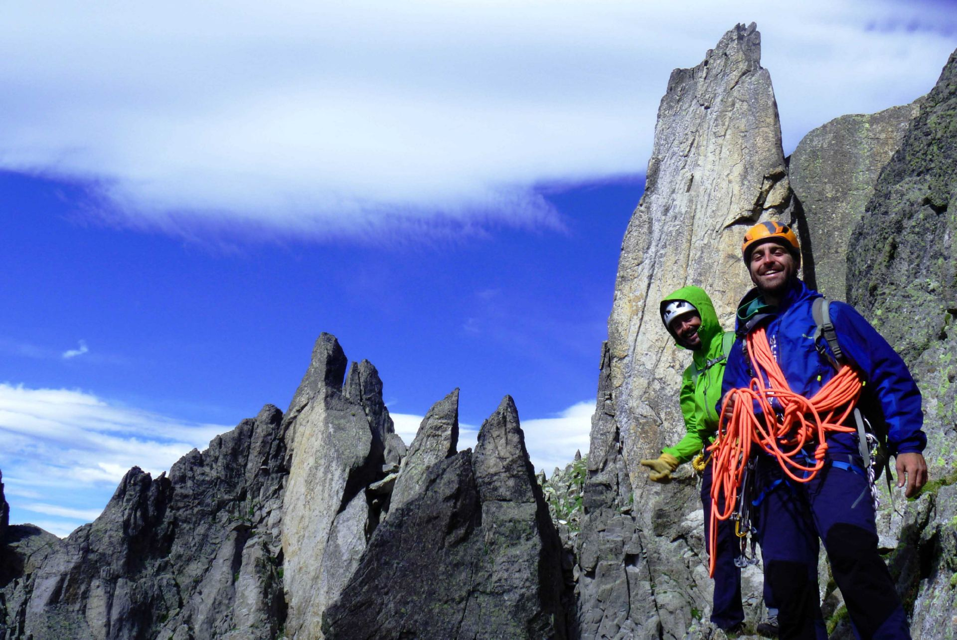 Arista/ridge Roger Mountain Guide