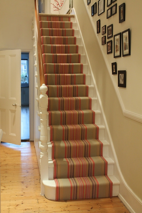 Thank You Santa Roger Oates Blog – Stairs And Stripes | Roger Oates Stair Runners | Middle | Hallway | Art Deco | Corner | Victorian