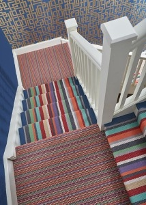 What Should I Do On My Landing Roger Oates Blog – Stairs And   Off The Loom Stair Runners   Flatweave Stair   Modern Staircase   Stair Rods   Flat Weave   Flooring