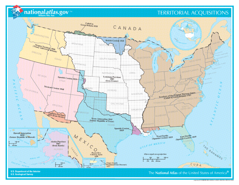 G is for Gadsden Purchase - Ramblin' with Roger Gadsden Purchase Map Rail Roads on