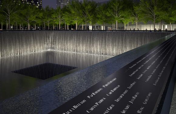 Memorial-Pool