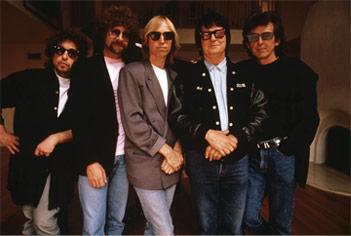 Dylan, Lynne, Petty, Orbison, Harrison