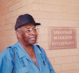 Les Green.Savannah GA.1998