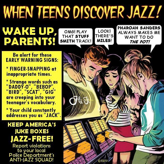 When teens discover jazz