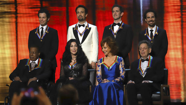 Kennedy Center Honors 2018