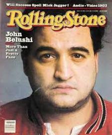 John Belushi.Rolling Stone