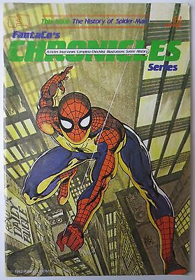 spider-man chronicles