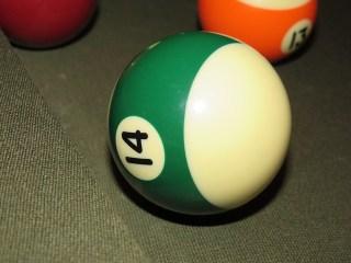 14 ball