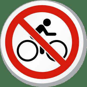 no-bike-riding