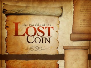 parable of the lost coin