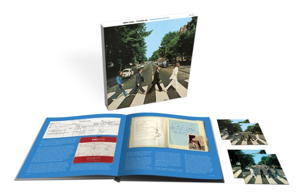 Abbey Road.4 discs