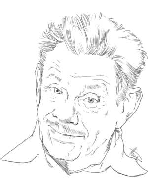 Jerry Stiller.Thom Wade