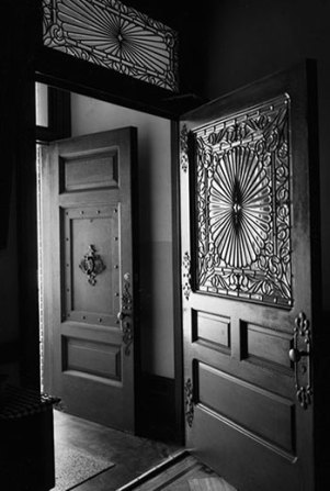 open the church doors