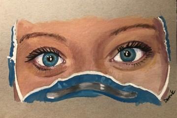 eyes.Steve derrick