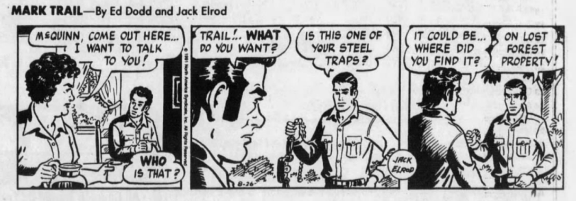 Mark Trail 1991